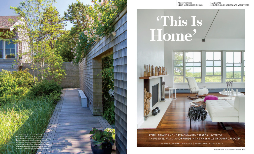Design New England - May/June 2016